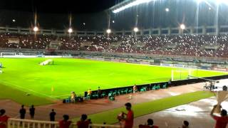 Gambar cover Atmosfer supporter Indonesia final AFF 2016