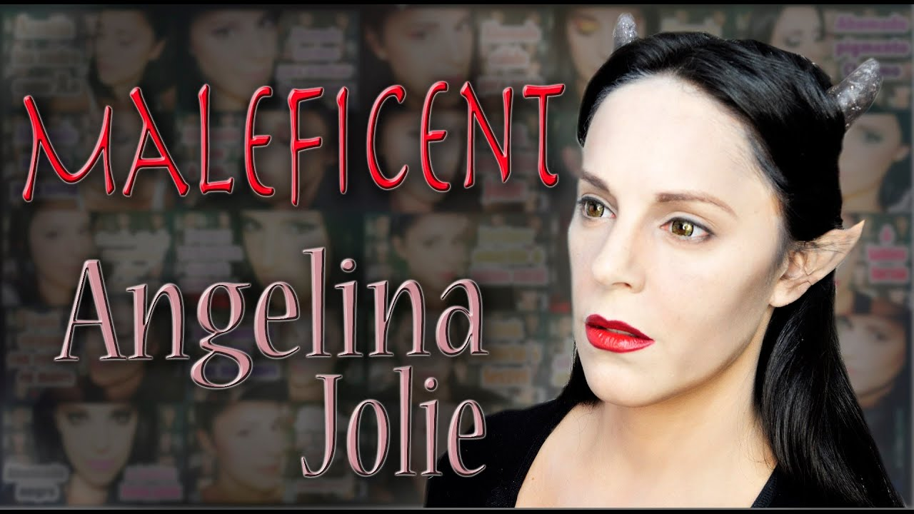 Angelina jolie maleficent makeup with gotymakeup3 silvia quiros angelina jolie maleficent makeup with gotymakeup3 silvia quiros baditri Gallery