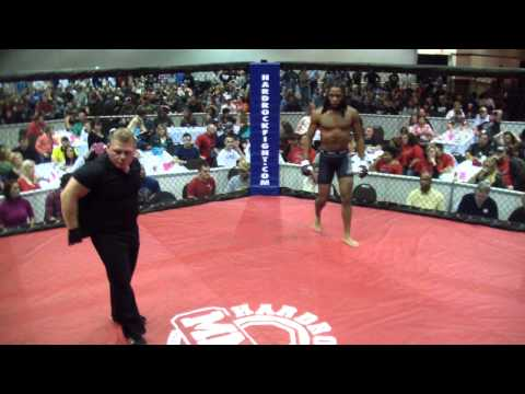 Hardrock MMA 58 Fight 12 Ricky Jones Junior vs Jeremy Young 155
