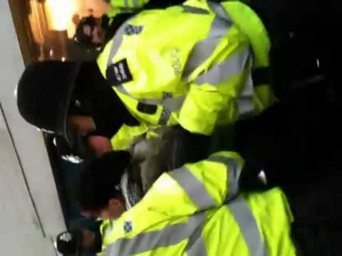 Topshop Brighton Unjust Arrests