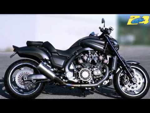 yamaha vmax 1700 2a4 full carbon youtube. Black Bedroom Furniture Sets. Home Design Ideas