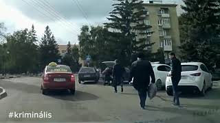 Street fighting in Russia