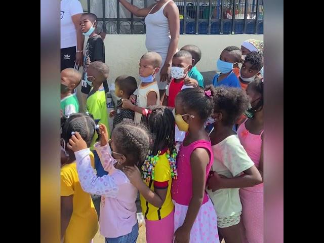 Un día de Sonrisas y Amor para los niños de Cali