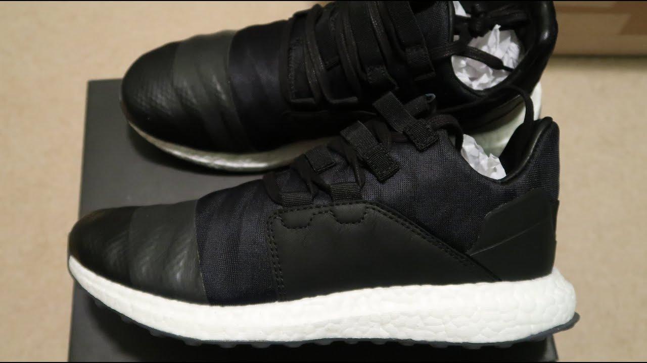 6aa8fe7d1406 Y-3 Kozoko Low Boost Sneaker Unboxing - YouTube