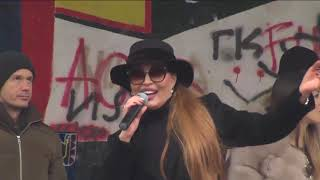 Ceca - Trepni - (LIVE) - Kosovska Mitrovica - (TV Puls 2018)