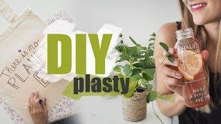 DIY | Jak používat méně plastů?