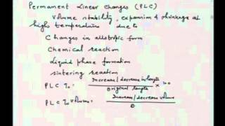 Mod-01 Lec-15 Refractory in Furnaces