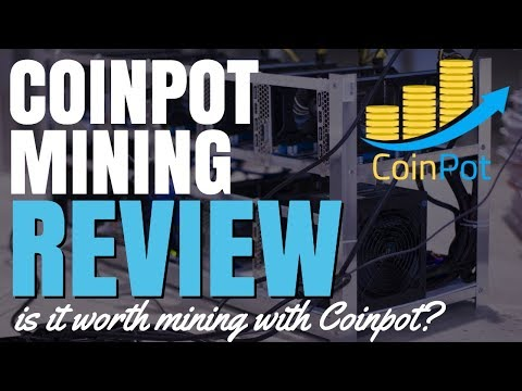 Coinpot Mining Review - Is It Worth Mining Bitcoins With Coinpot?