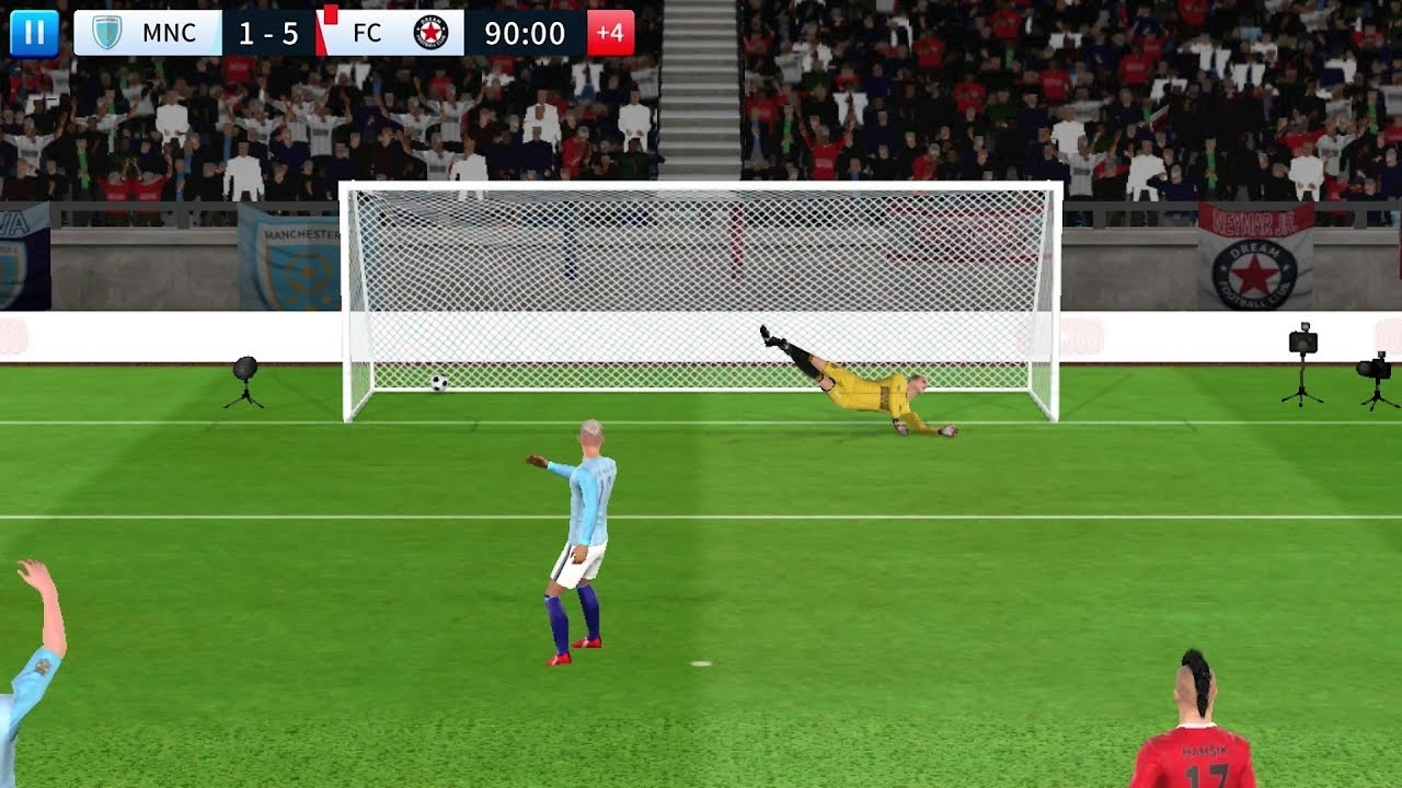 1f4560a8d Dream League Soccer 2019 Android Gameplay  11 - YouTube