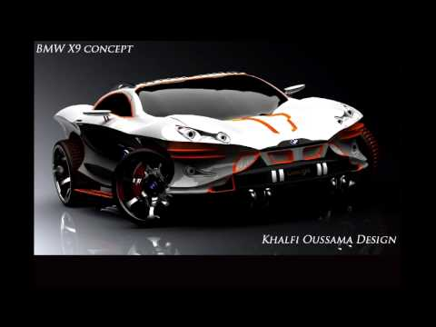 Bmw X9 Concept Youtube