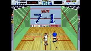 Capítulo #01# Squash (Gaelco) Arcade - Alemán 1cc