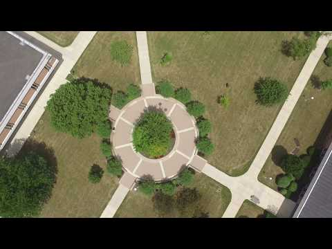 Monroe County Community College from the Air
