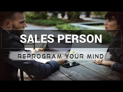 Sales Person affirmations mp3 music audio - Law of attraction - Hypnosis - Subliminal