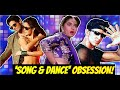 Indian Cinema and its obsession with songs and dance | Bollywood | Tollywood | Kollywood | Hit F5
