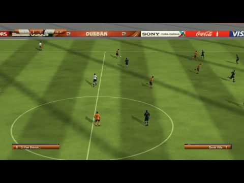 FIFA World Cup 2010 South Africa: Final Match - Netherlands vs Spain
