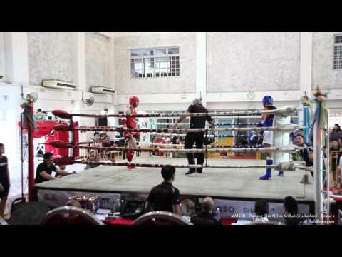 MAF Championship Vol 2 - Muay Thai - Zhiming Ng (Rev FC) vs Keshab Rai (Kyukushin)