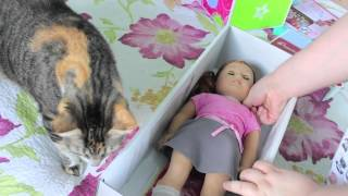 Opening My American Girl Just Like You Doll #61!