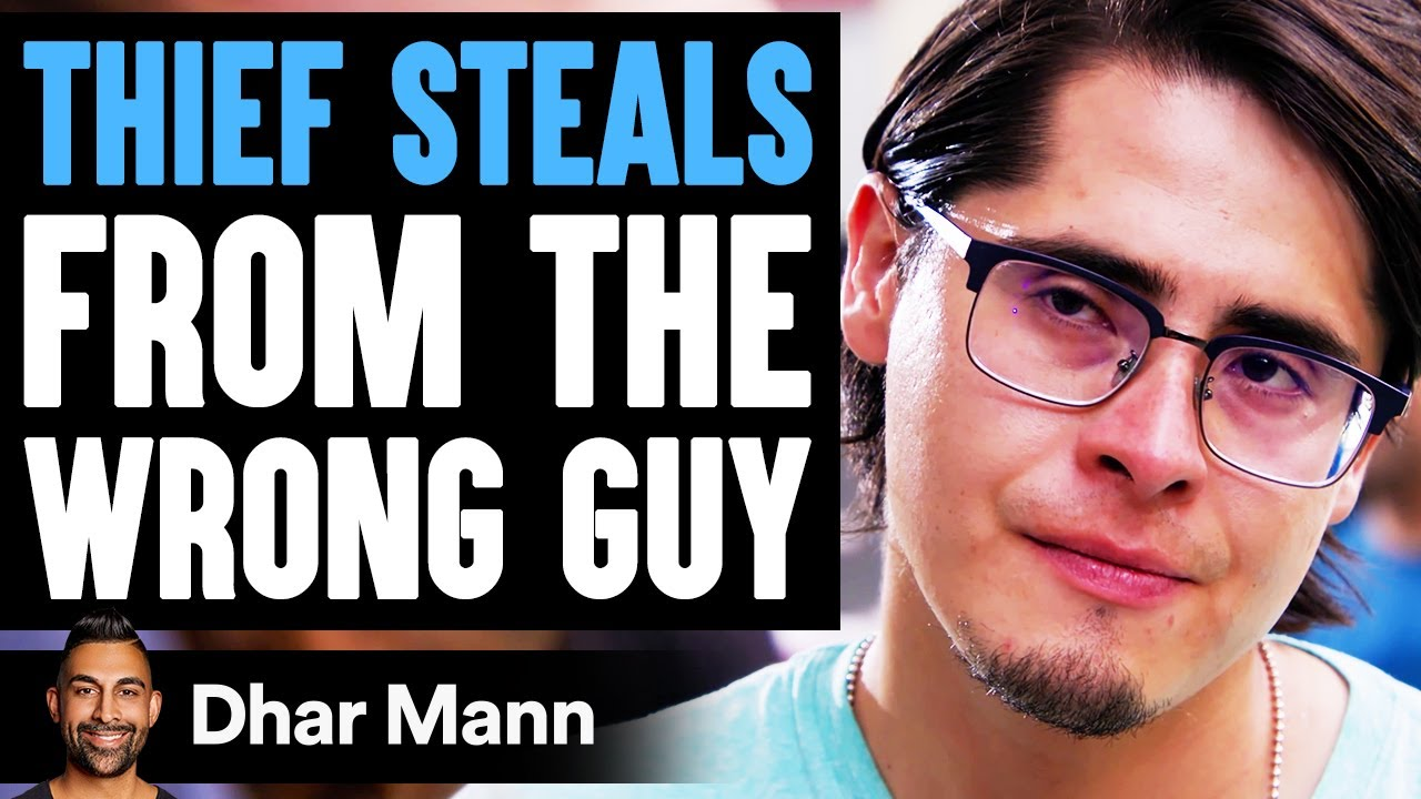 Download Thief STEALS From The WRONG GUY, What Happens Is Shocking | Dhar Mann