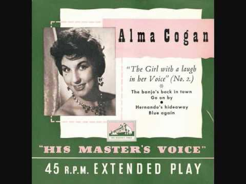 Alma Cogan - The Banjo