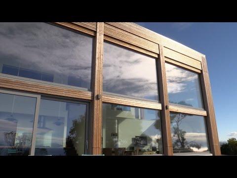 EXTREME SOLAR PASSIVE HOME, TASMANIA