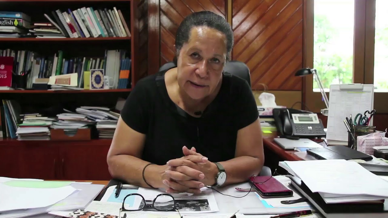 Pacific Islands Forum Secretariat video on 16 days of Activism against Gender Based Violence