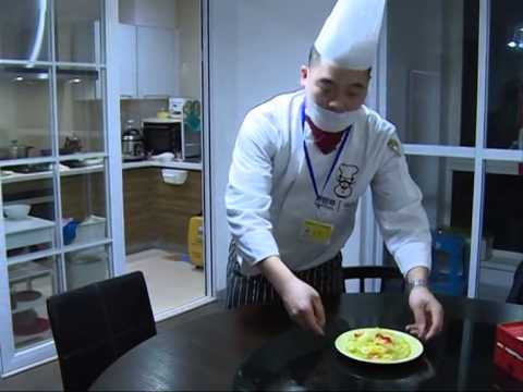 Hire a chef to cook at home via mobile APP