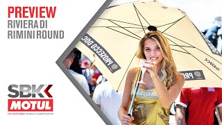 Summer, Beach, WorldSBK... What Else? 🏖️  6th - 8th July - #RiminiWorldSBK