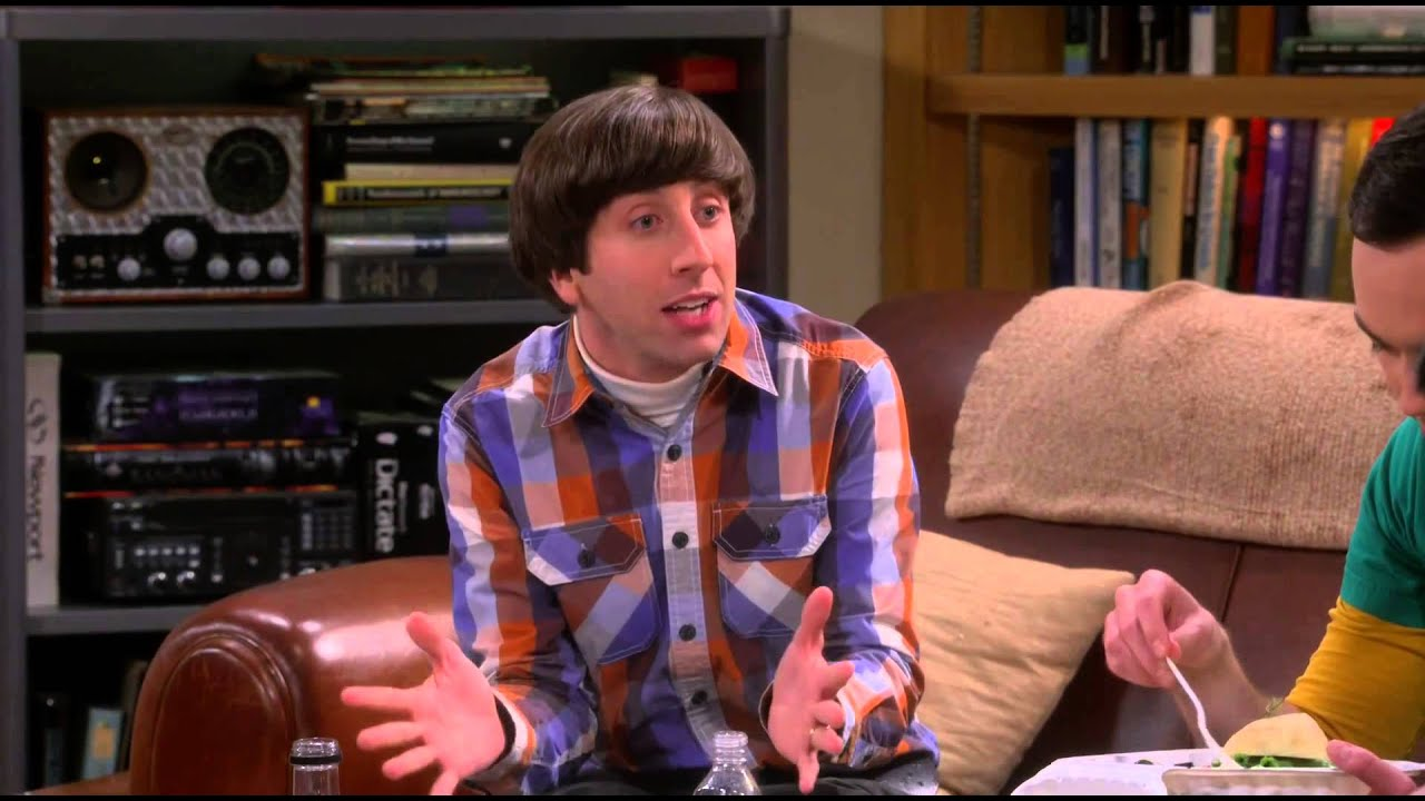 Download The Big Bang Theory - The Mystery Date Observation S09E08 [1080p]