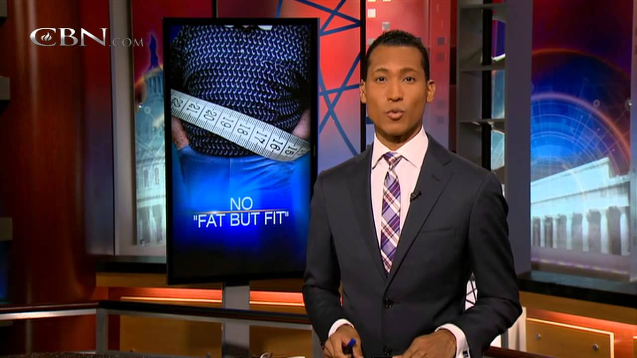 """Fit but fat"" may be a myth, study says"