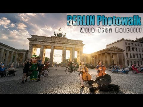 Photo Walk in BERLIN - Awesome City!