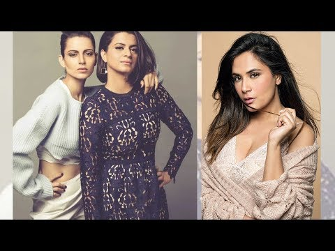 Kangana Ranaut's Sister Rangoli Chandel Takes On Richa Chadha ; Calls Her A Jobless Actor Mp3
