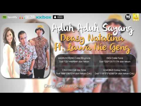 Deasy Natalina feat  Lawa Nie Geng   Aduh Aduh Sayang Official Lyric Video   YouTube