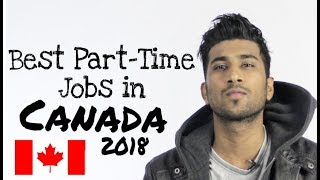 Gambar cover Best Part-Time Jobs in Canada 2018 - Part 1