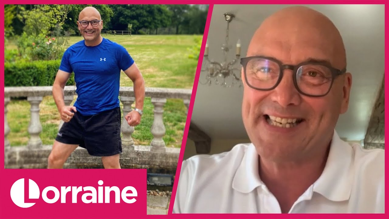 MasterChef's Gregg Wallace's Incredible Fitness Transformation | Lorraine