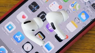 How to use AirPods Pro + Tips/Tricks!