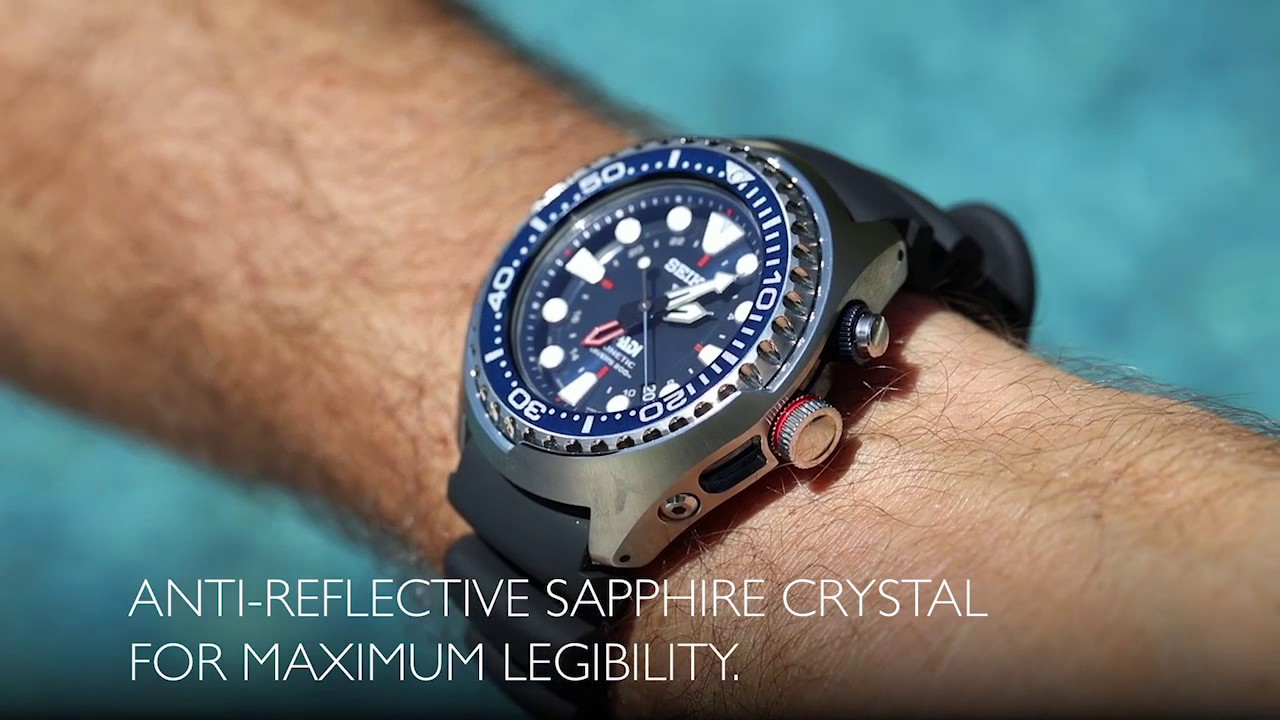 Seiko Sun065 Special Edition Padi Dive Watch Youtube
