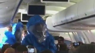 Man's Ebola joke gets him kicked off flight