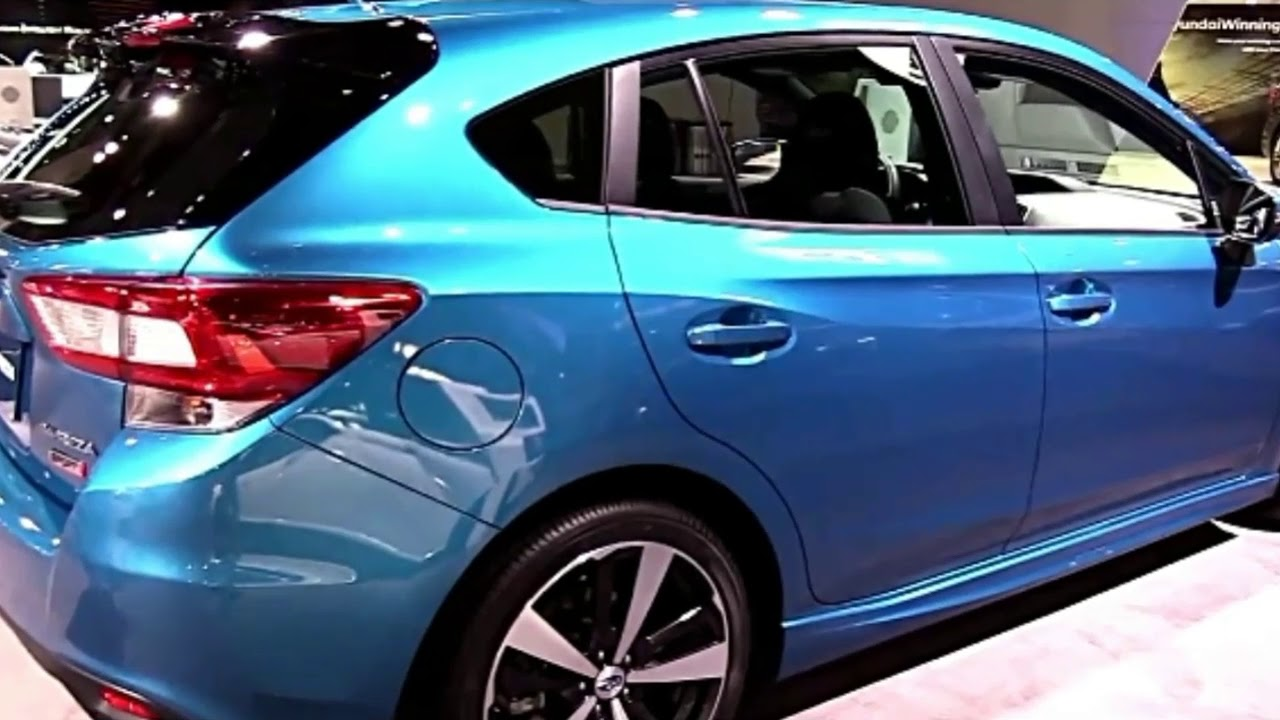 2019 SUBARU IMPREZA IN DEPTH LOOK - YouTube