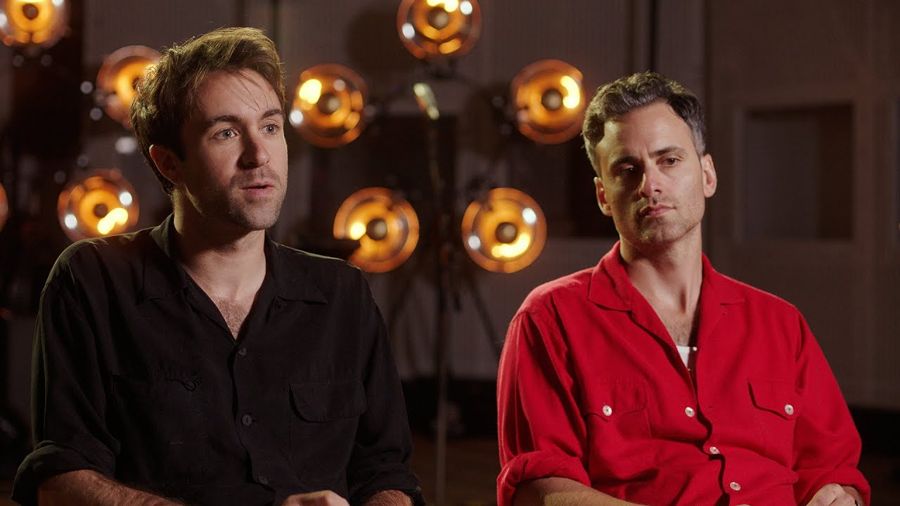 The Vaccines - Paranormal Romance (Orchestral Version Behind-The-Scenes)