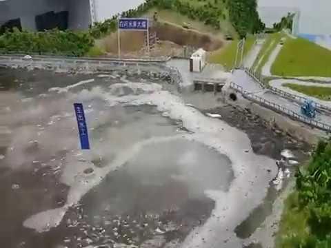白河水庫防淤隧道