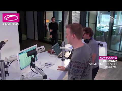 Chicane Someone to stay ASOT849