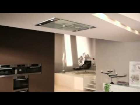 Miele cappa soffitto da 2900 youtube - Cappe aspiranti a soffitto ...