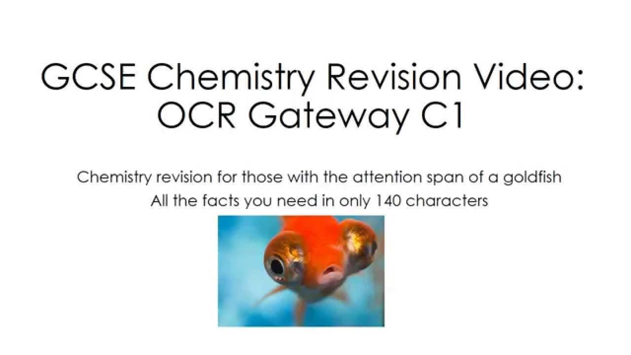ocr gcse 21st century science coursework
