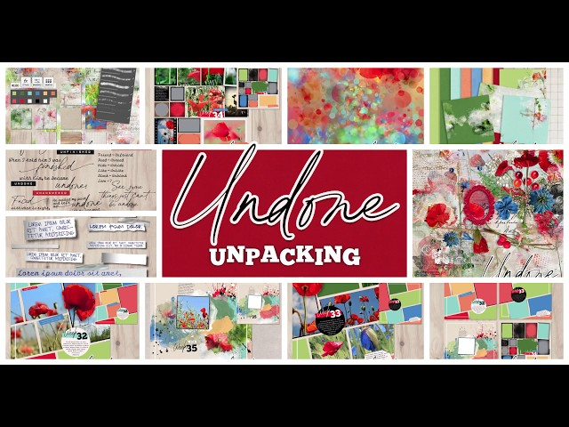 Undone - unpacking and Playing by NBK-Design