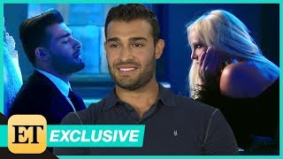 How Sam Asghari Got Cast in Britney Spears' 'Slumber Party' Video (Exclusive)