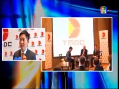 TV News TMDC Channel 5  @Thailand   June 17, 2015 2 Mins