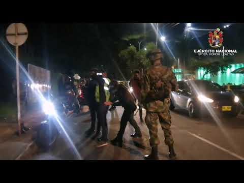 Cuatro capturados por microtráfico dejan operativos del CTI y Policía