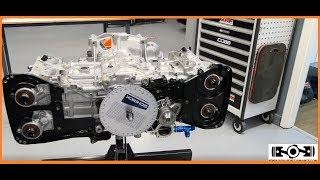Engine build for Subaru SP3 Winner Nürburgring Racecar EJ20 EJ22 EJ25 l Subi-Performance