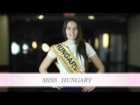 Miss Globe 2015 - Hungary