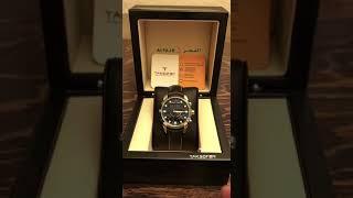 Настройка часов ALFAJR WA-10. Смена формата времени